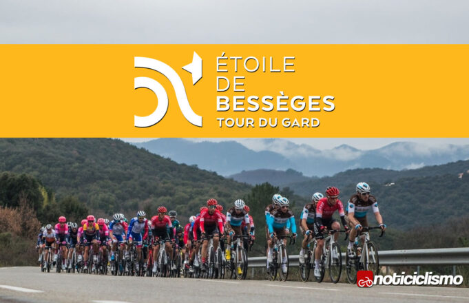 Etoile de Bessèges 2021 - Portada