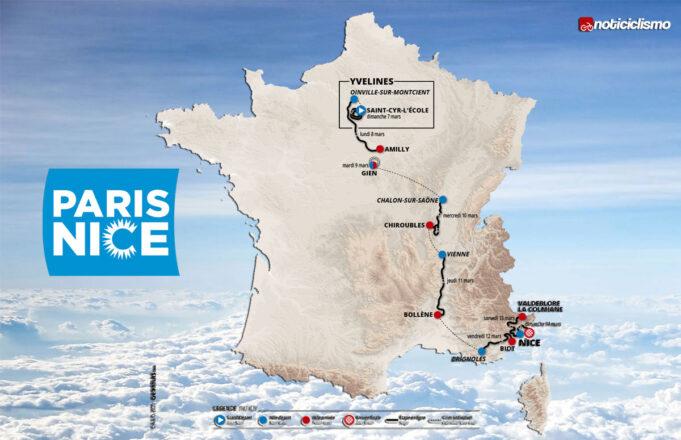 Paris-Niza 2021
