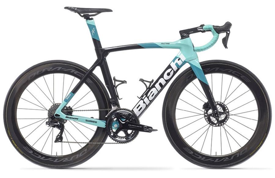 Team BikeExchange Bianchi Oltre XR4 Disc