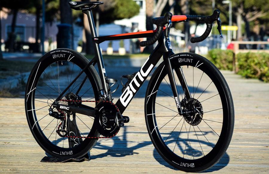 Team Qhubeka Assos BMC Teammachine SLR