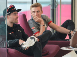 Tom Dumoulin y Marcel Kittel