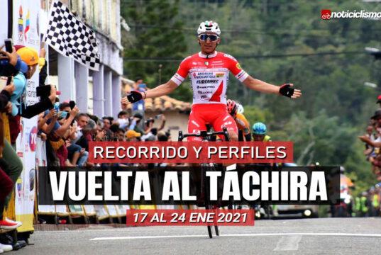 Vuelta al Táchira 2021 - Previa