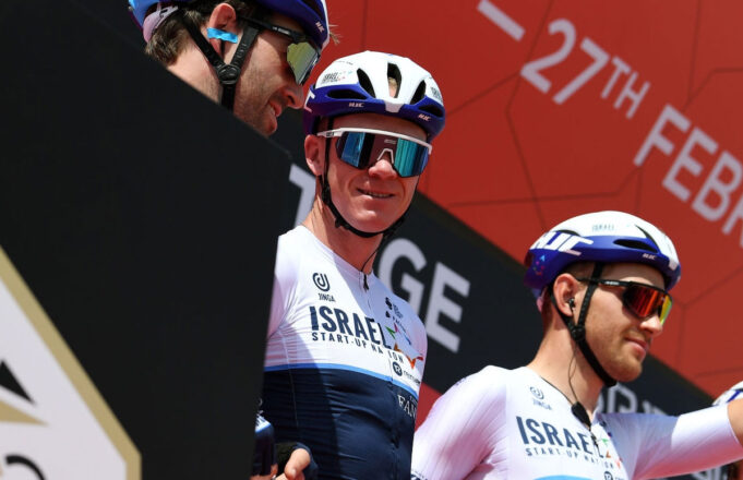 Chris Froome (Israel Start-Up Nation)