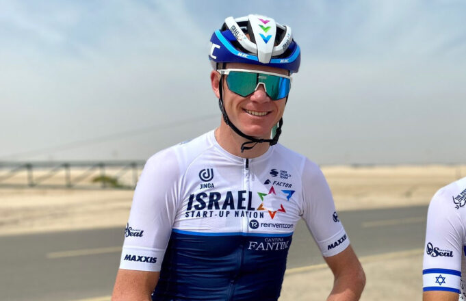 Chris Froome (Israel-Start-Up Nation)