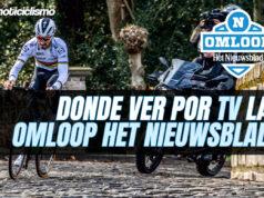 Donde ver por TV la Omloop Het Nieuwsblad