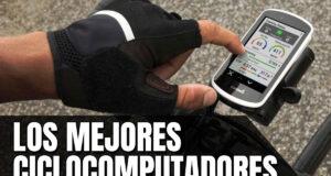 Los Mejores Ciclocomputadores para Bicicletas