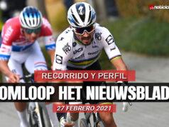 Omloop Het Nieuwsblad 2021 – Recorrido y Perfil