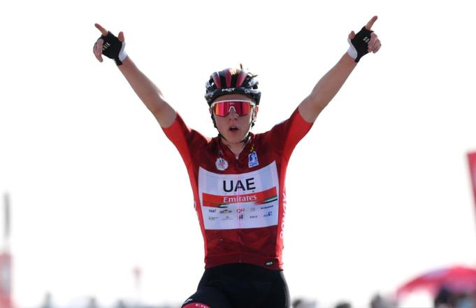 Tadej Pogacar (UAE Team Emirates)
