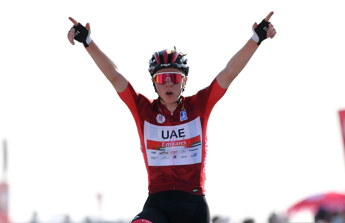 Tadej Pogacar (UAE Team Emirates)