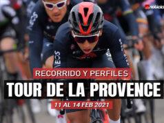 Tour de La Provence 2021 - Previa