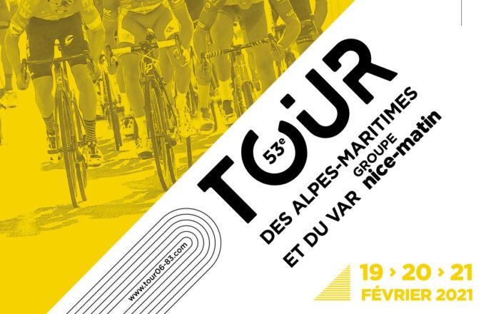 Tour des Alpes Maritimes et du Var 2021 Portada