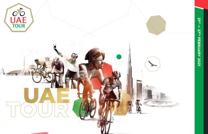 UAE Tour 2021 - Portada