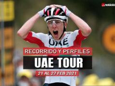 UAE Tour 2021 – Recorrido y Perfiles