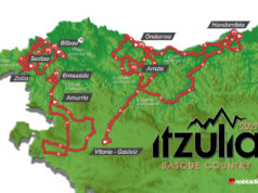 Vuelta al País Vasco 2021 - Portada