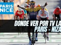 Donde ver por TV la Paris-Niza