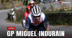 GP Miguel Indurain 2021 - Previa