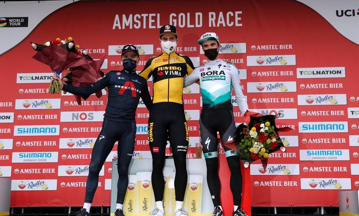 Amstel Gold Race 2021 - Pódium