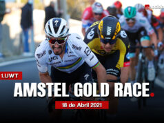 Amstel Gold Race 2021 - Recorrido y Perfil