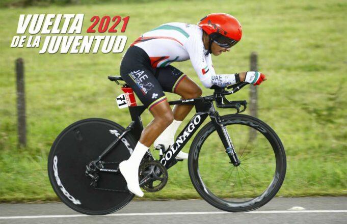 Vuelta de la Juventud 2021 (Etapa 3) Horario y Orden de Salida de la Contrarreloj Individual