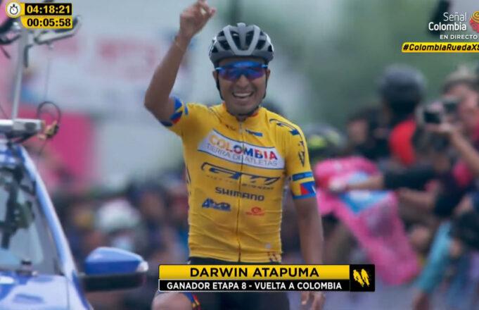Darwin Atapuma (Colombia Tierra de Atletas)