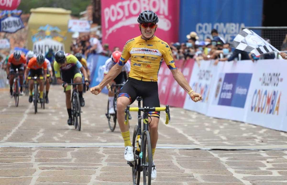 German Dario Gómez (Colombia Tierra de Atletas GW)