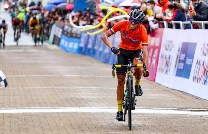 Jesús David Peña (Colombia Tierra de Atletas GW)