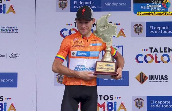 José Tito Hernández (Team Medellín)