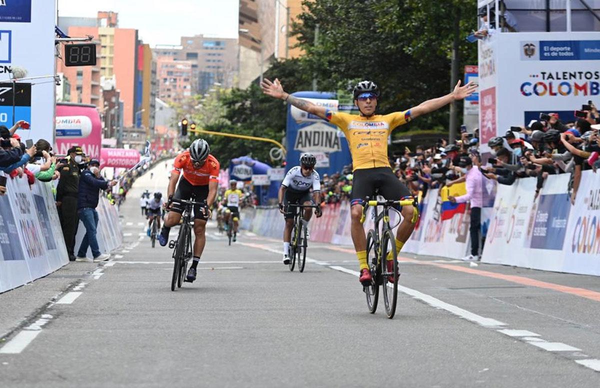 Oscar Quiroz (Colombia Tierra de Atletas)