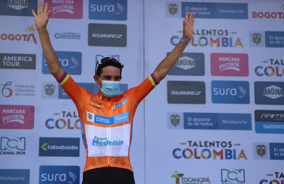 Oscar Sevilla (Team Medellín)
