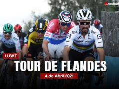 Tour de Flandes 2021: Recorrido, Perfil, Equipos y Libro de Ruta