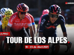 Tour de los Alpes 2021 – Recorrido y Perfiles