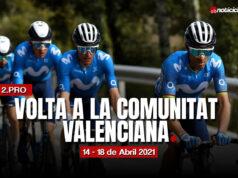 Volta a la Comunitad Valenciana 2021