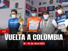 Vuelta a Colombia 2021 – Recorrido y Perfiles