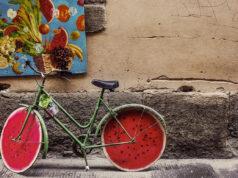 """Las bicicletas para la """"última milla"""" del paquete"""