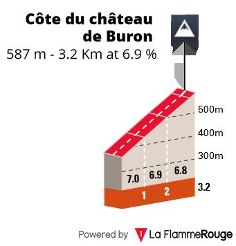 Côte de Château de Buron