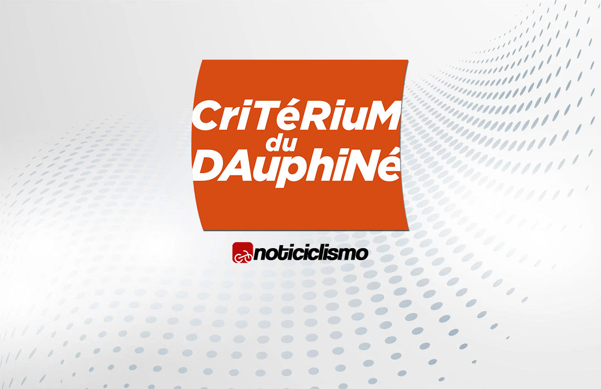 Criterium Dauphine