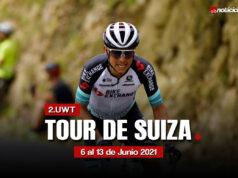Tour de Suiza 2021 – Recorrido y Perfiles