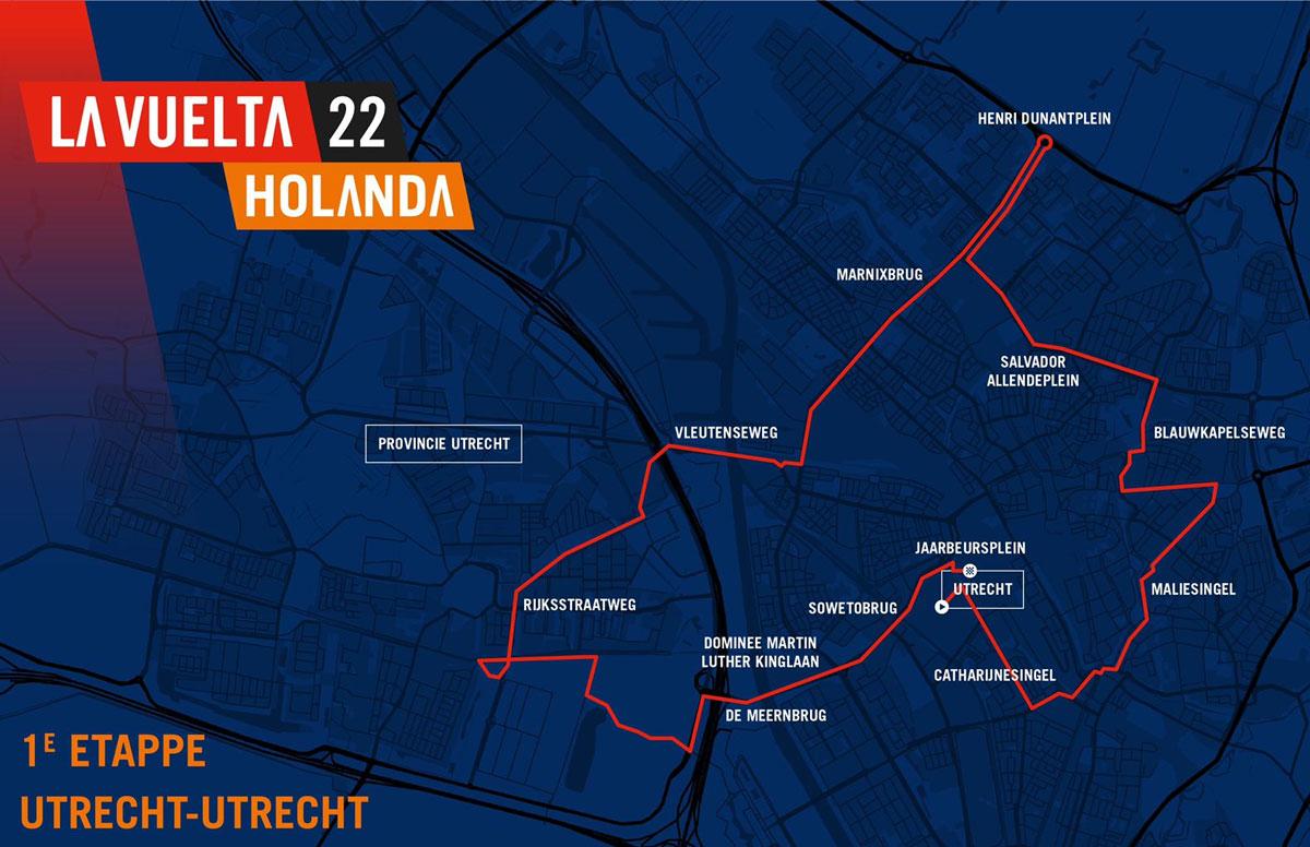 Vuelta a España 2022 - Etapa 1