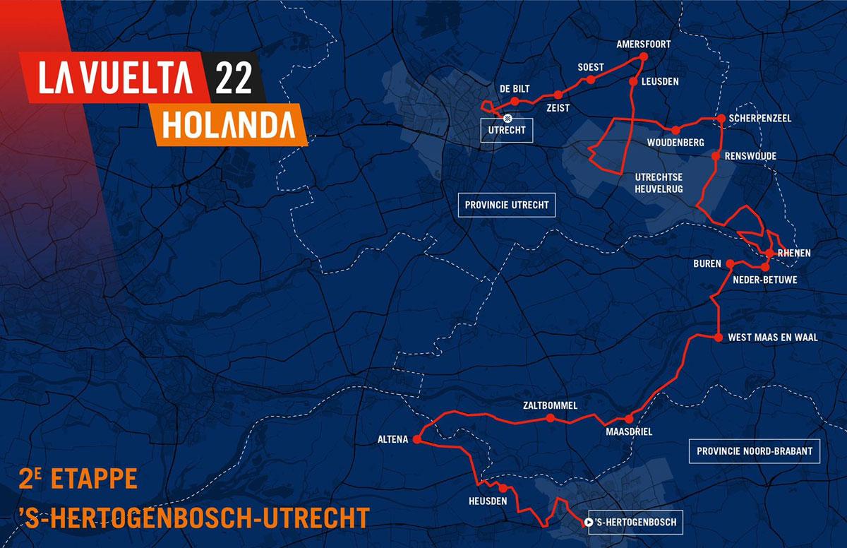 Vuelta a España 2022 - Etapa 2