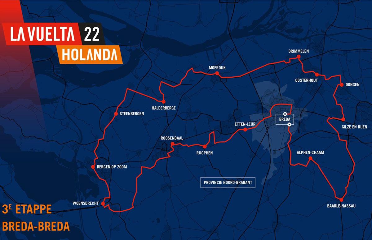 Vuelta a España 2022 - Etapa 3