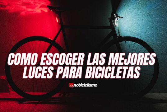 Como escoger las mejores luces para bicicletas