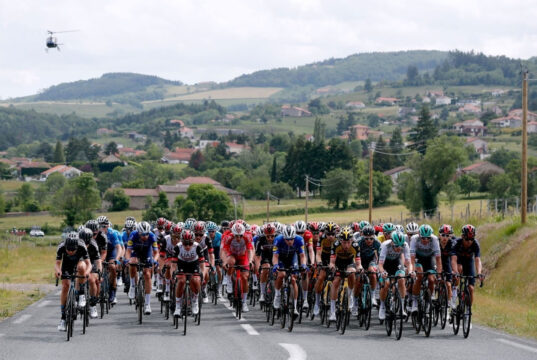 Pelotón de ciclismo