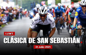 Clásica de San Sebastián 2021 – Recorrido y Perfil