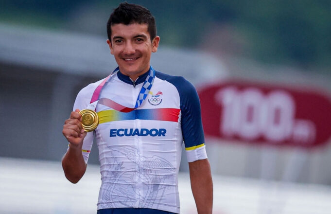 Richard Carapaz (Ecuador)