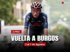 Vuelta a Burgos 2021 – Recorrido y Perfiles
