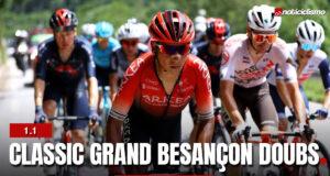 Classic Grand Besançon Doubs 2021 – Recorrido y Perfil