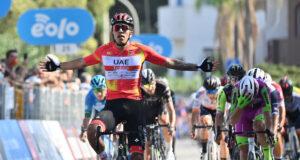 Juan Sebastián Molano (UAE Team Emirates) ©Giro Di Sicilia