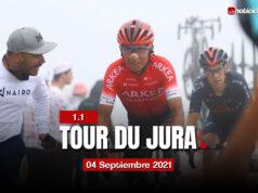 Tour du Jura Cycliste 2021 – Recorrido y Perfil
