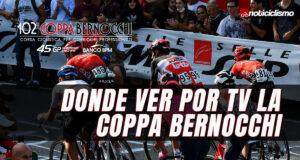 Donde ver por TV la Coppa Bernocchi