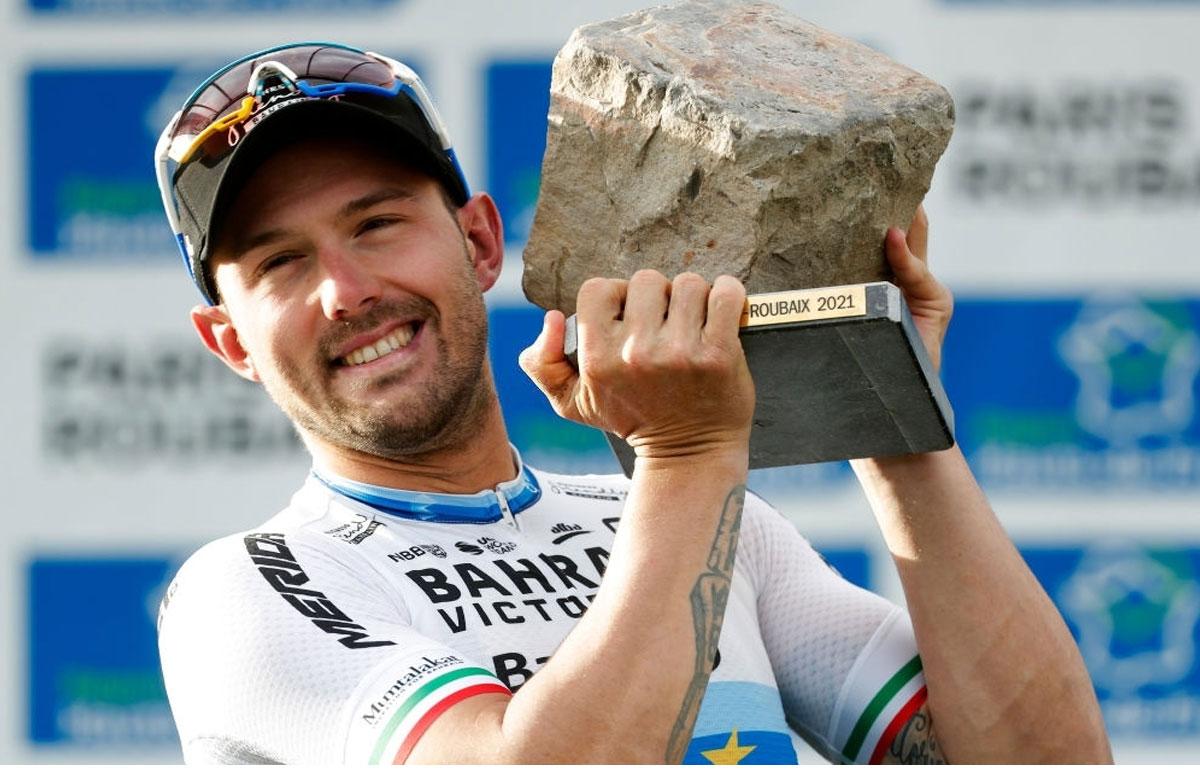 Sonny Colbrelli (Bahrain Victorious)
